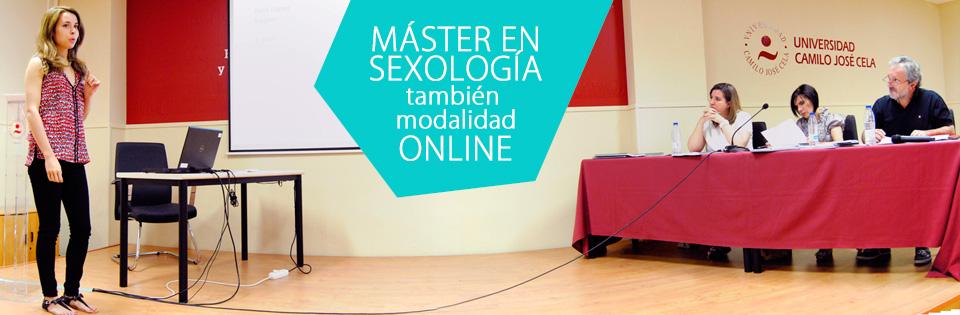 Máster en Sexología a distancia