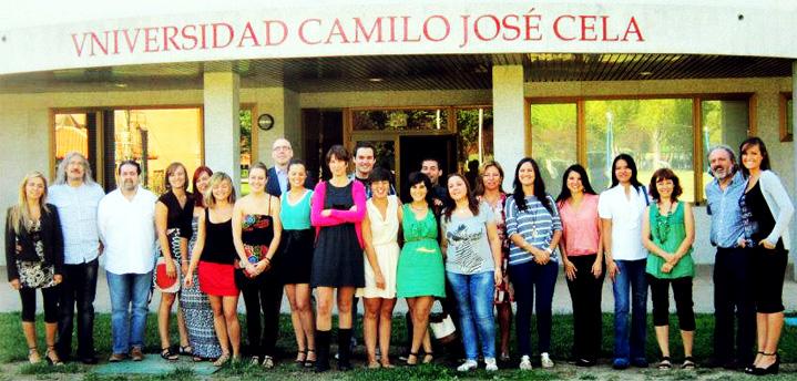 Promoción 2011-2012. Máster oficial en Sexología IUNIVES-UCJC