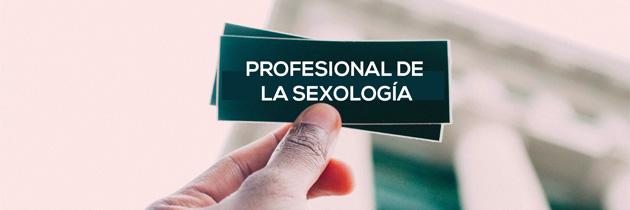 Qué tengo que estudiar para ser sexóloga o sexólogo