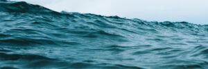 Fotografía del mar